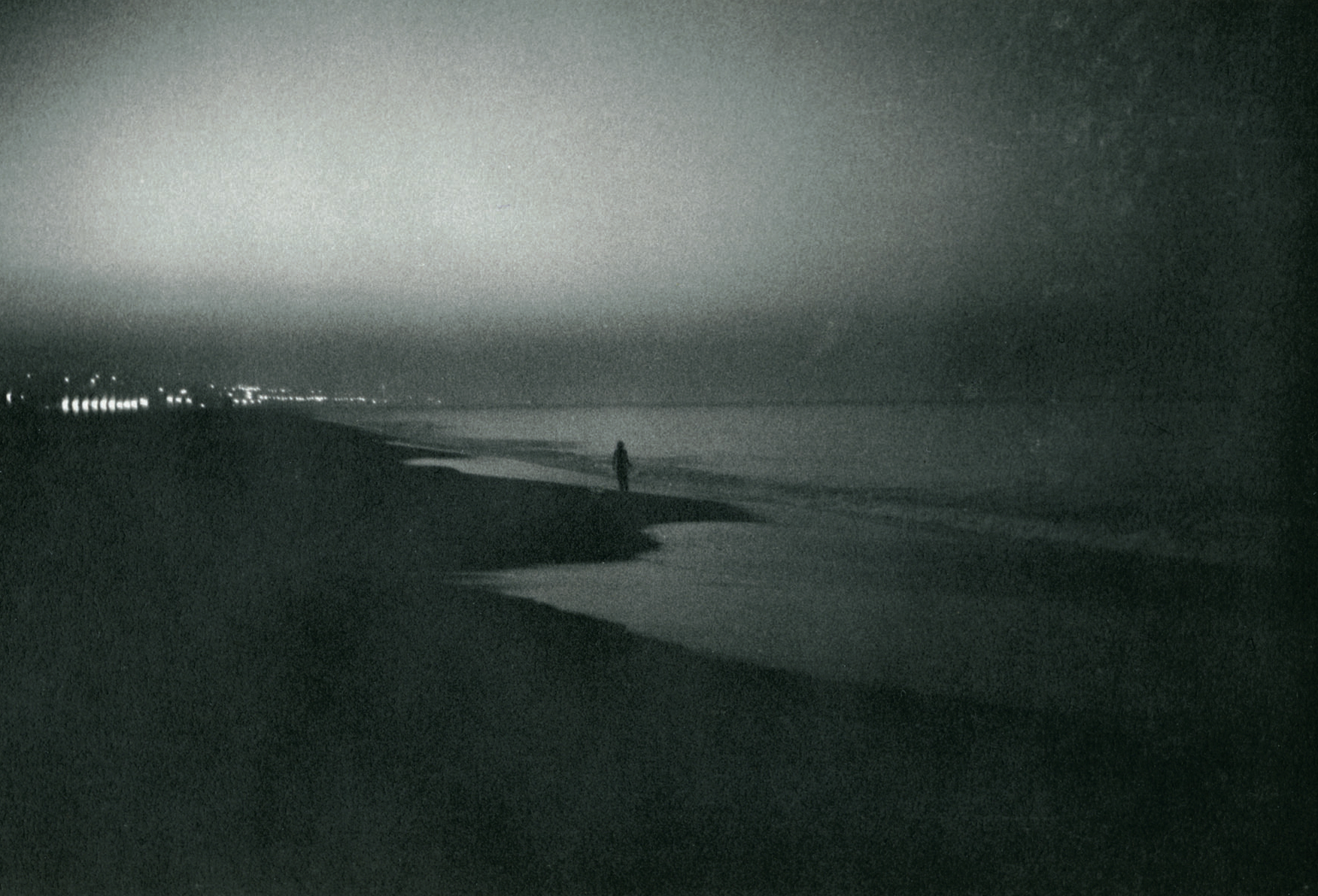 Bas Jan Ader, Studies for In Search of the Miraculous (One Night In LA) #26 (detail), 1973