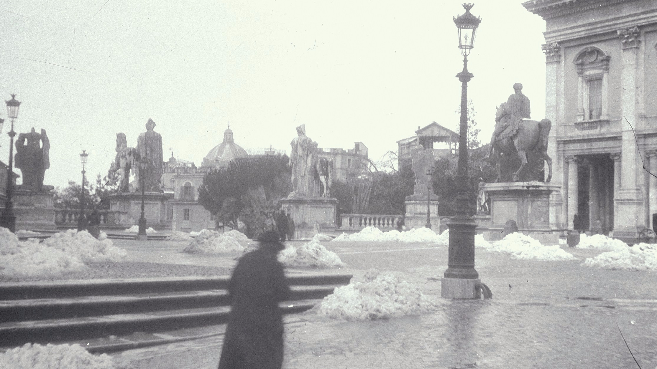 Thomas Ashby, Capitoline Hill (1901)