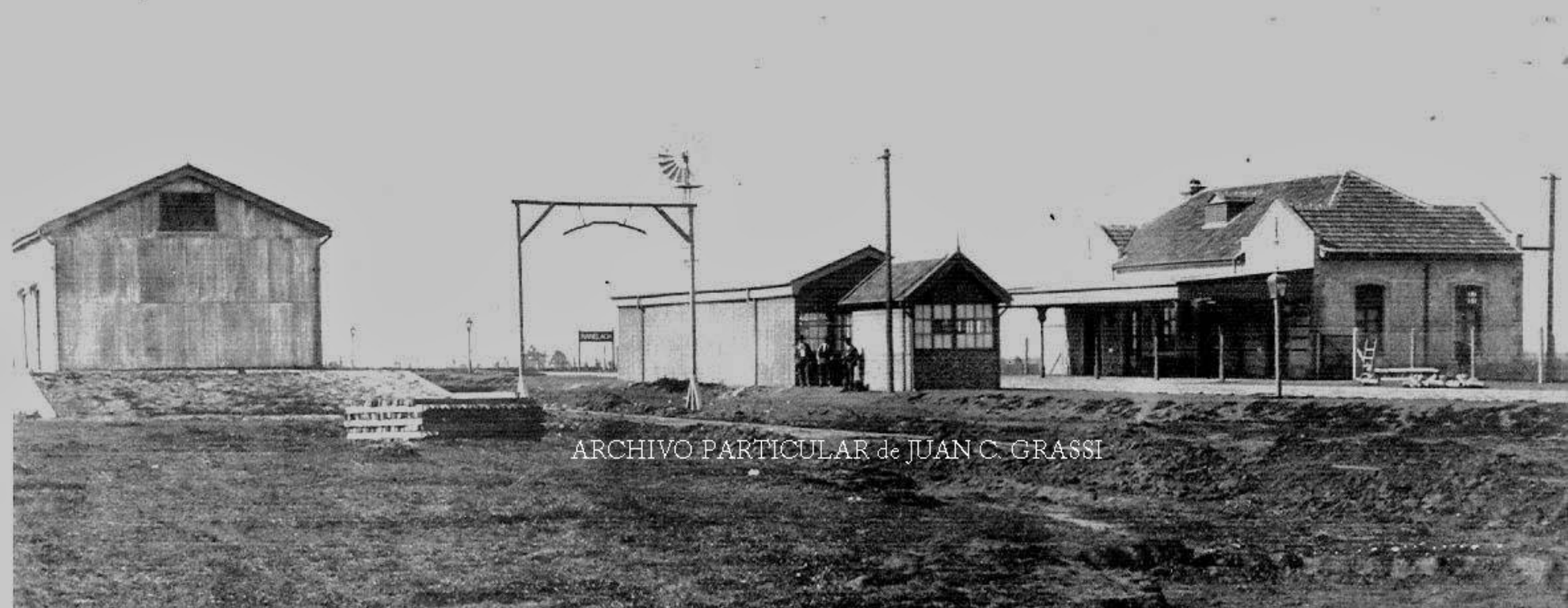 Estación de Ranelagh (1911)