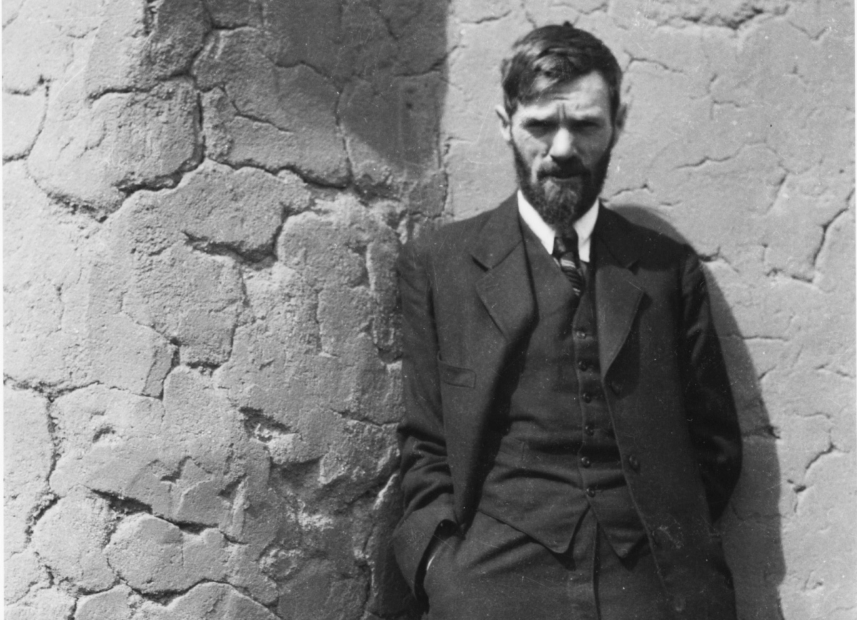 Foto DH Lawrence