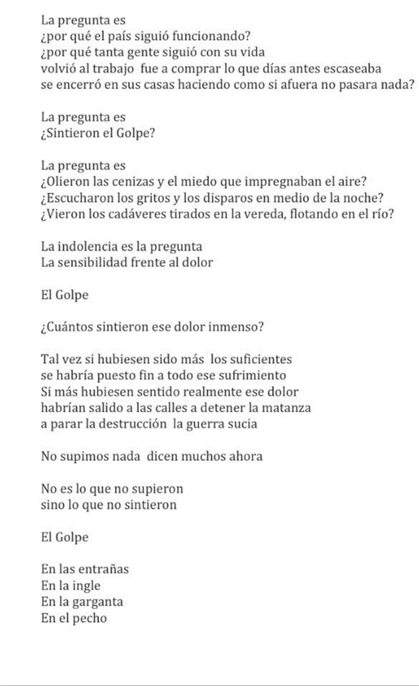 Poema Pinos