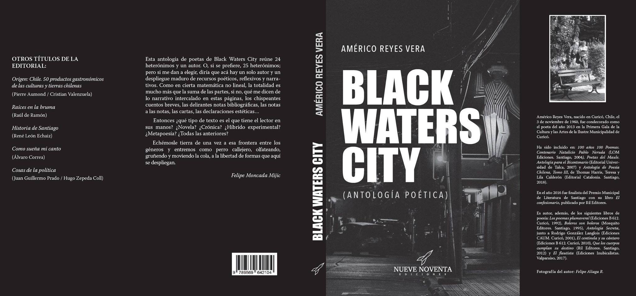 Portada Black Waters City
