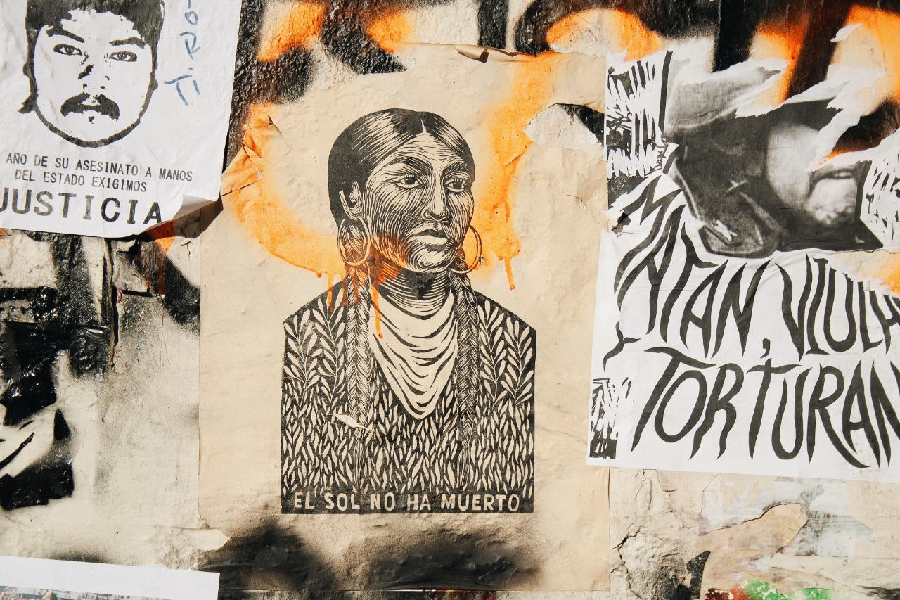 Imagen destacada Ilustradoras en la revuelta