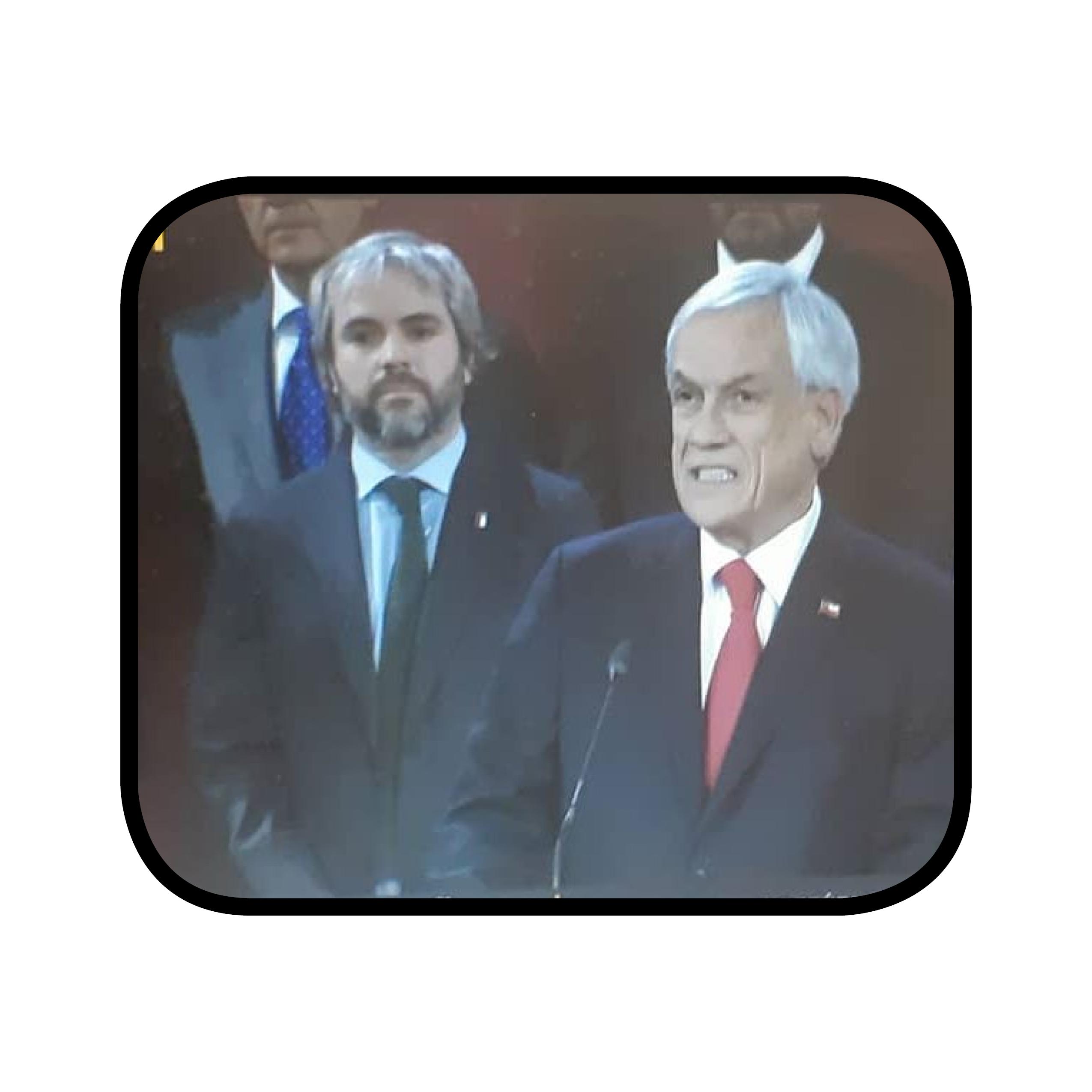 Imagen destacada Piñera es el devil – Pacos_InCrescendo ? Pacos_InQliables [Cayo Cactus]