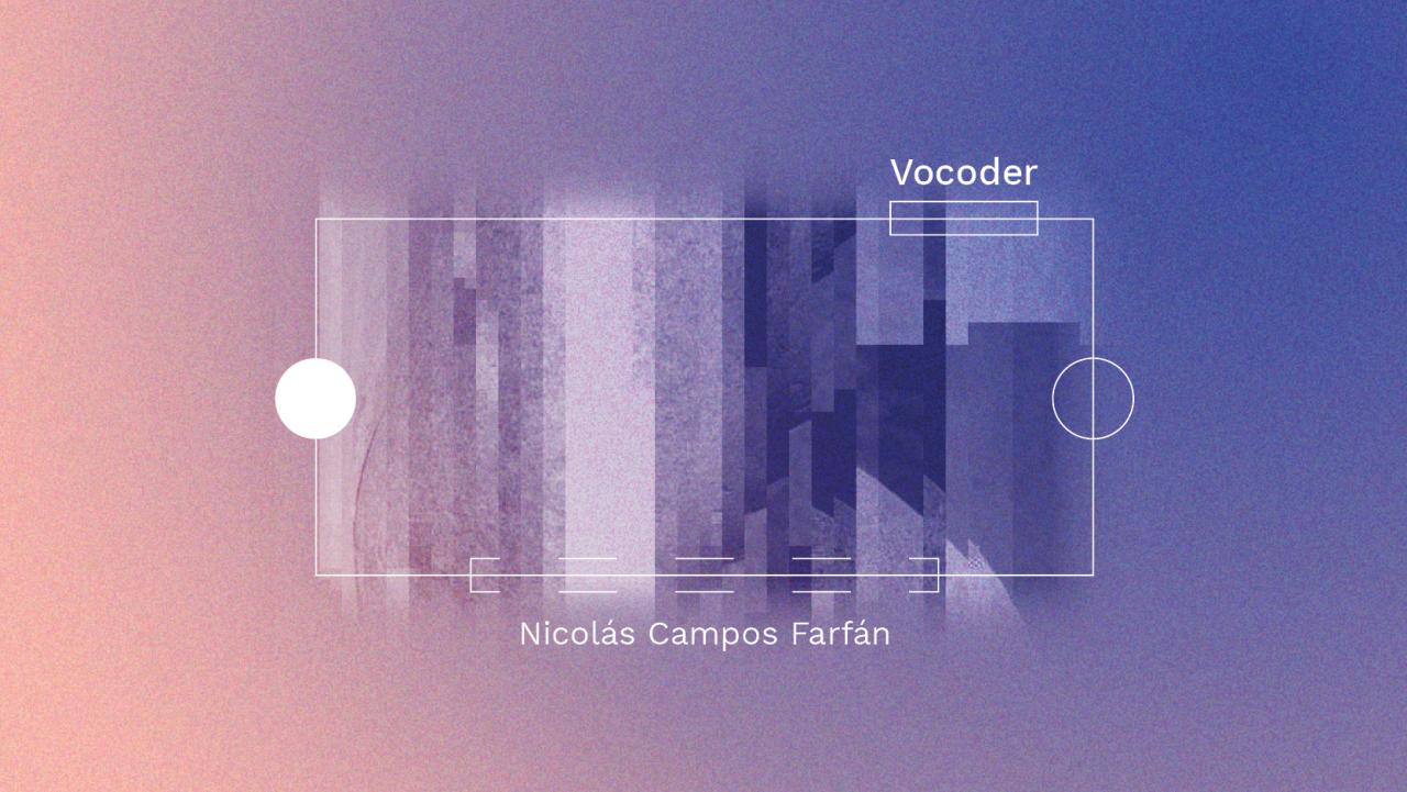 [Jámpster eBooks] Vocoder de Nicolás Campos Farfán